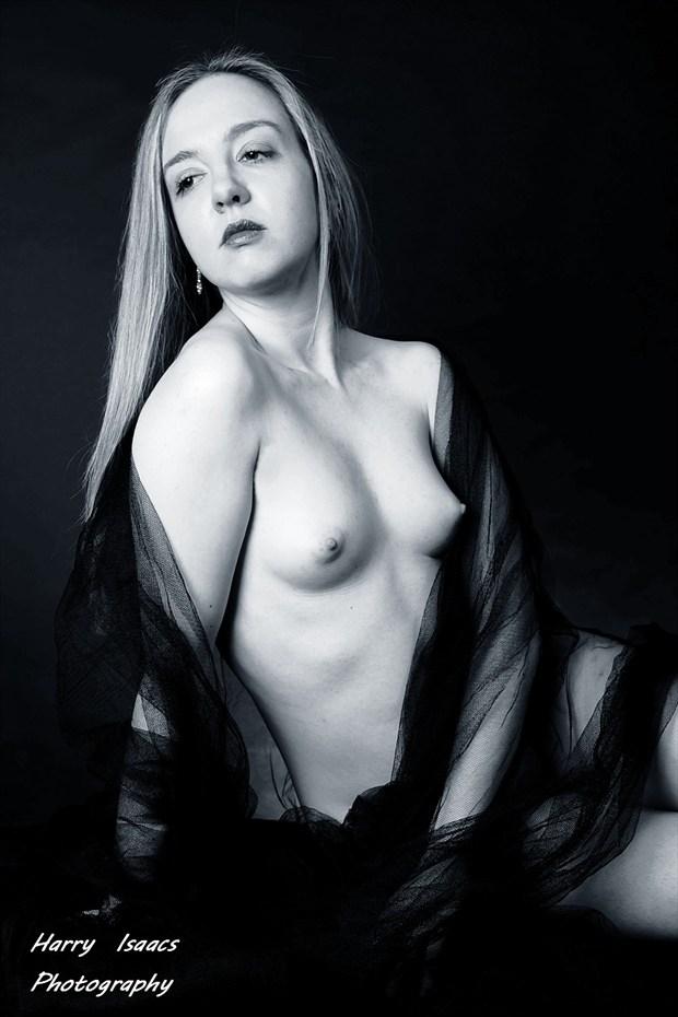 Artistic Nude Photo by Model Cyan