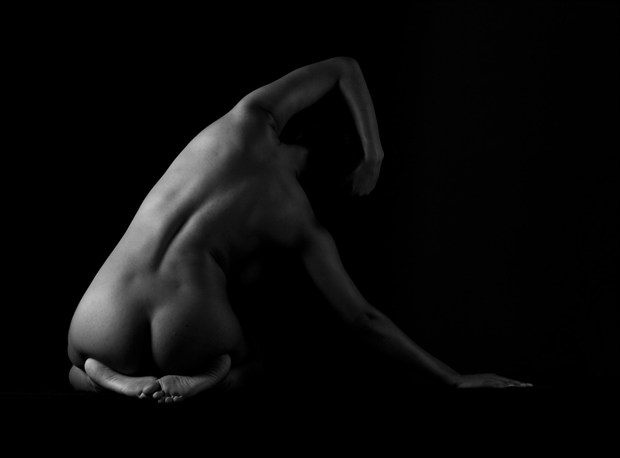 Artistic Nude Photo by Model Devi