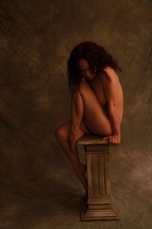 Artistic Nude Photo by Model Eugenya