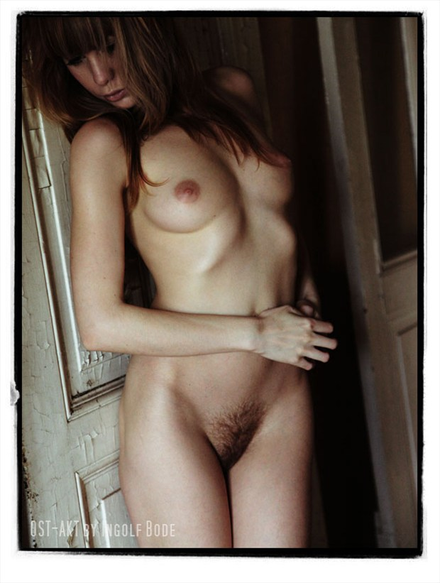 Artistic Nude Photo by Model Eva Evian