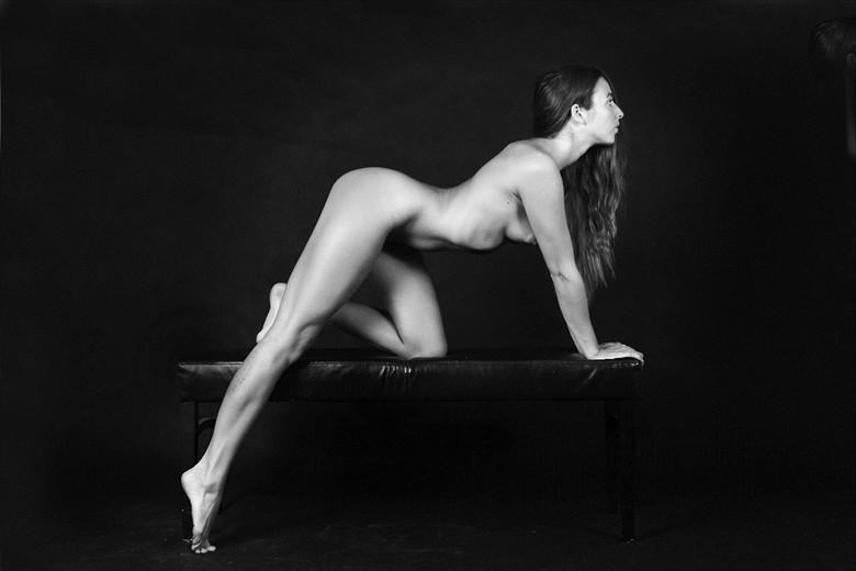 Artistic Nude Photo by Model Fiori
