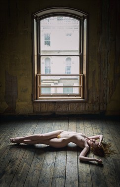 Artistic Nude Photo by Model Gem