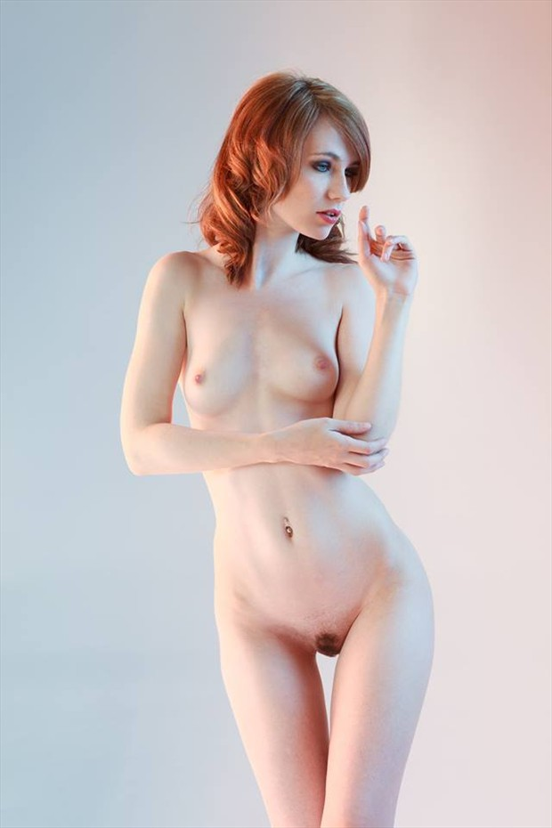 Artistic Nude Photo by Model Jammy