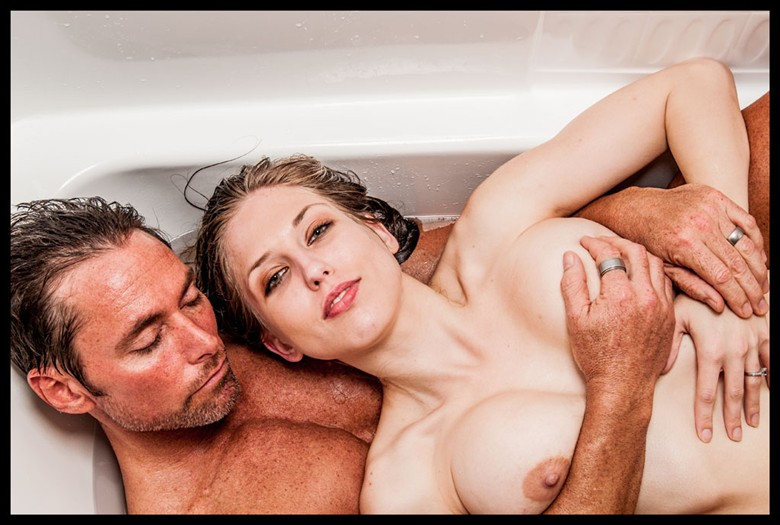 Artistic Nude Photo by Model Katz Pajamaz