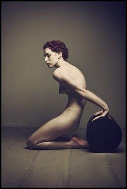 Artistic Nude Photo by Model Laina V