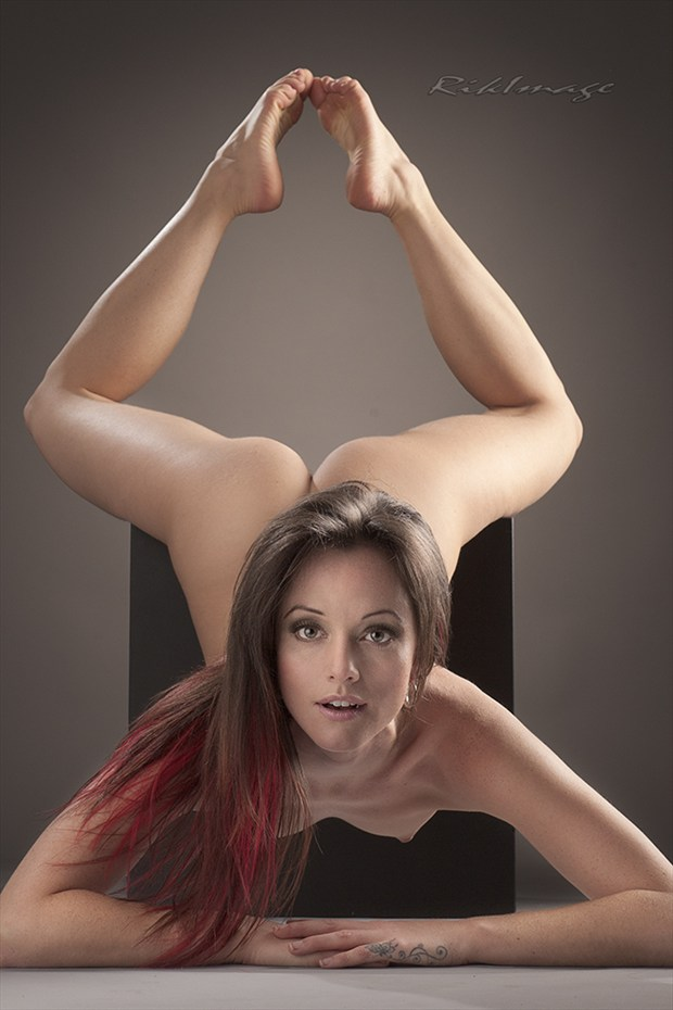 Artistic Nude Photo by Model Lilly Rae