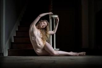Artistic Nude Photo by Model Lulu Lockhart