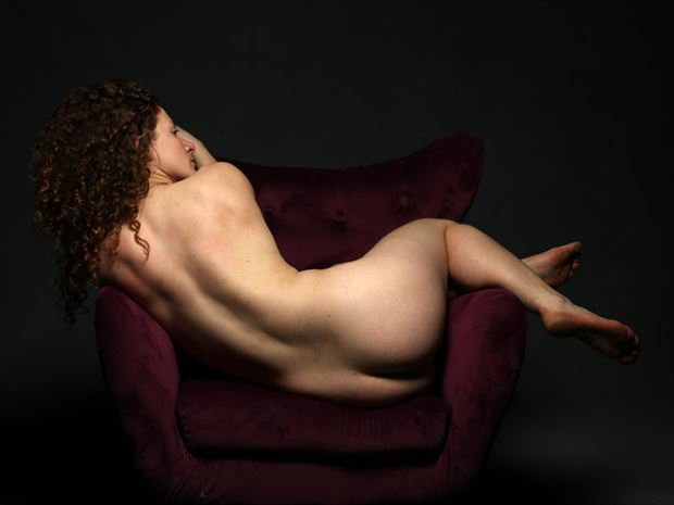 Artistic Nude Photo by Model Madeline Reynolds