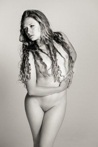 Artistic Nude Photo by Model Manzanita