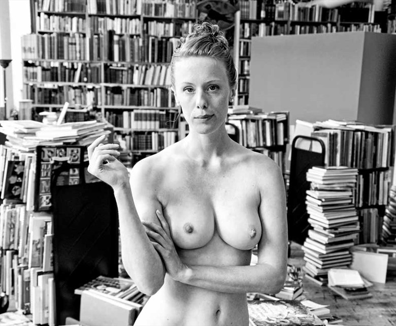 Artistic Nude Photo by Model Margot