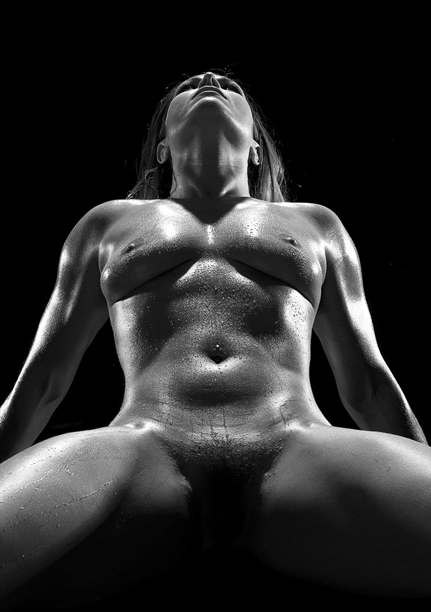 Artistic Nude Photo by Model Marla Pandora