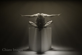 Artistic Nude Photo by Model Marla Pandora