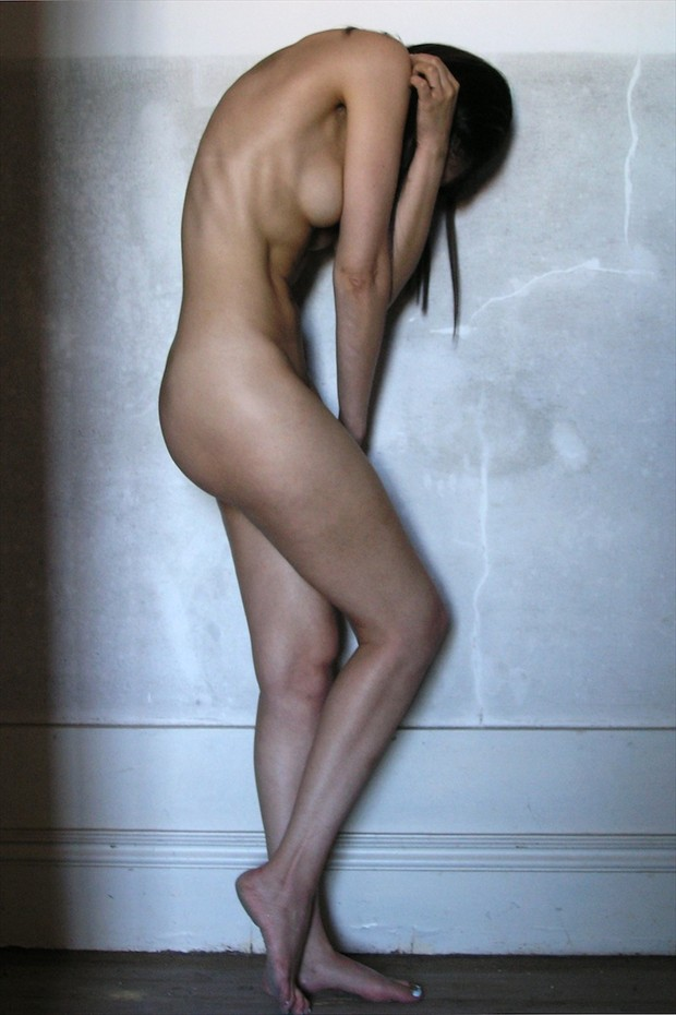 Artistic Nude Photo by Model Mona Innominata
