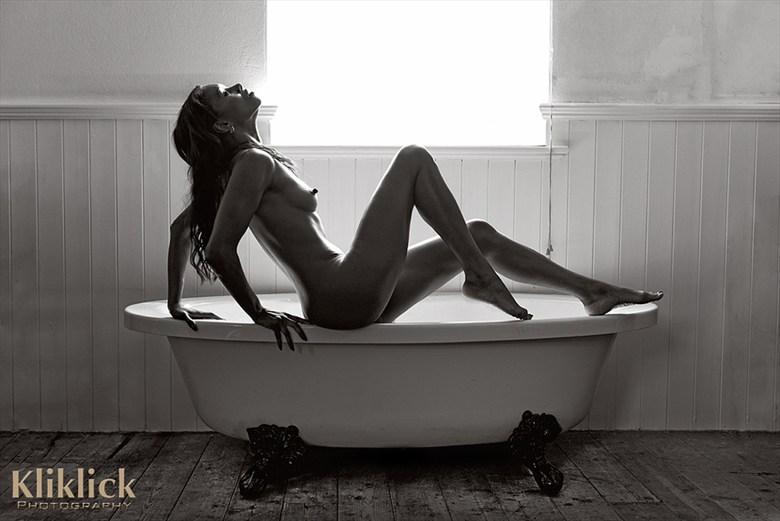 Artistic Nude Photo by Model Natasha J Bella