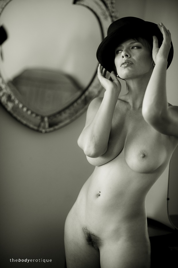 Artistic Nude Photo by Model NevaehLleh