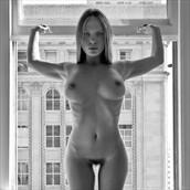 Artistic Nude Photo by Model NevaehLleh