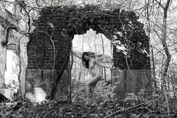 Artistic Nude Photo by Model Satya