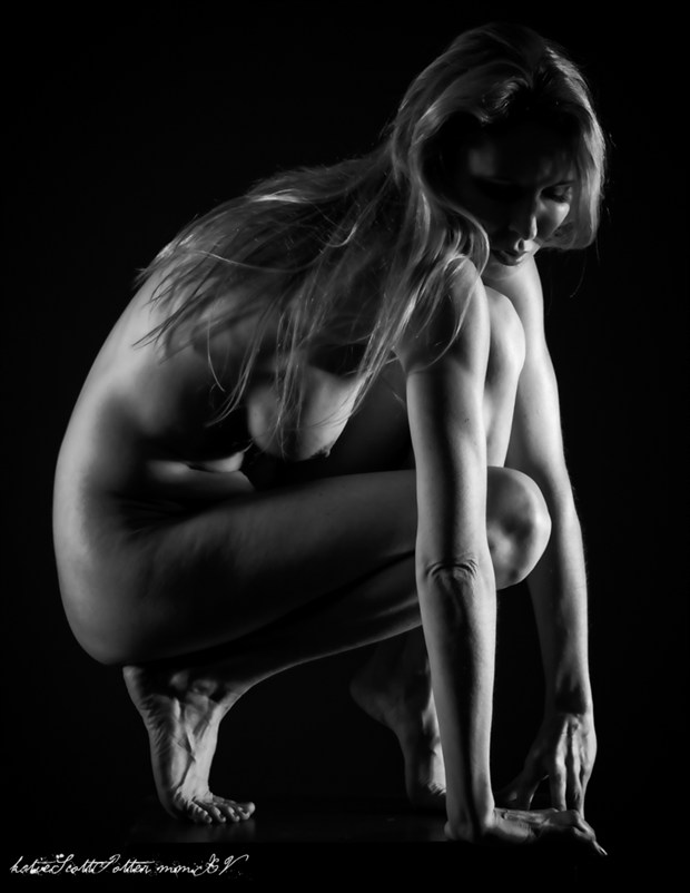 Artistic Nude Photo by Model Savannah Costello