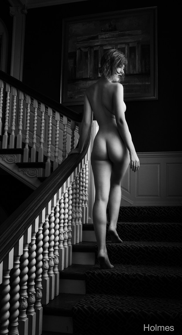 Artistic Nude Photo by Model Sienna Hayes
