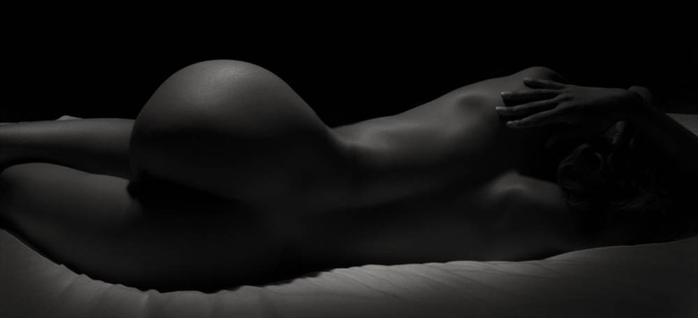 Artistic Nude Photo by Model St.Merrique