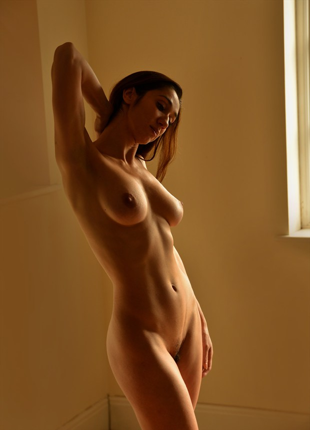 Artistic Nude Photo by Model Tess