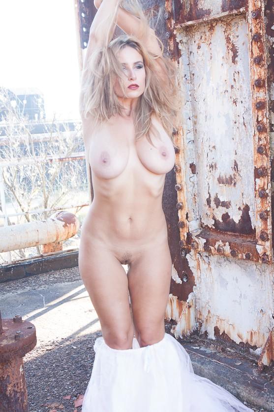 Artistic Nude Photo by Model Vassanta