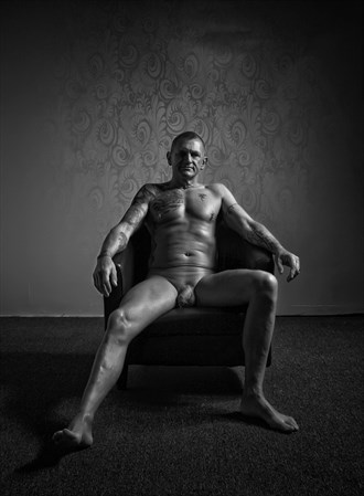 Artistic Nude Photo by Model chris morriss