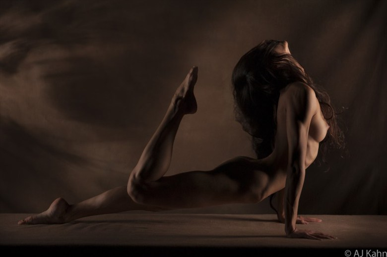 Artistic Nude Photo by Photographer AJ Kahn