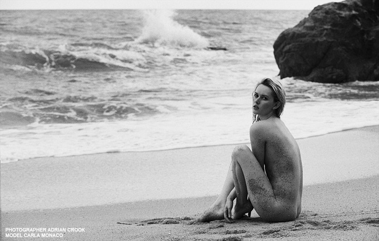 Artistic Nude Photo by Photographer Adrian Crook