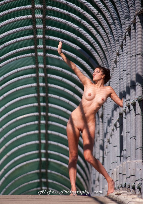 Artistic Nude Photo by Photographer Al Fess