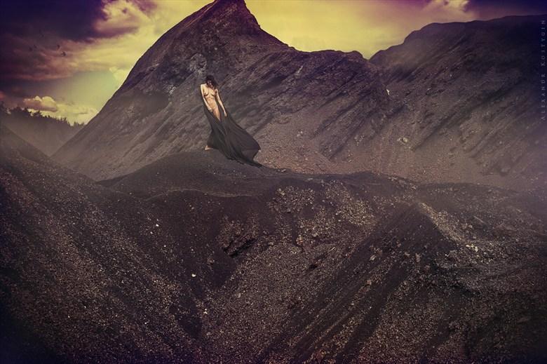 Artistic Nude Photo by Photographer Alexandr  Kostygin