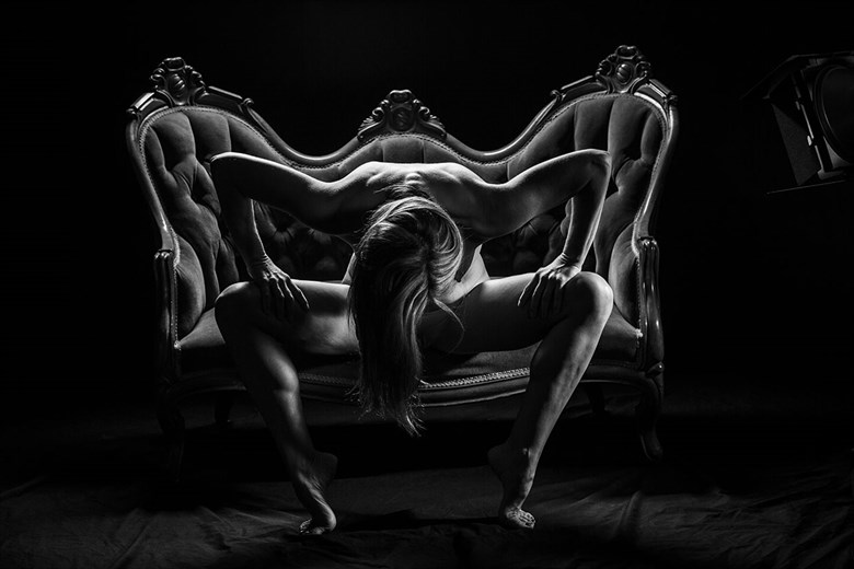 Artistic Nude Photo by Photographer Boudoir and Glamour