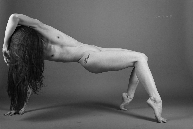 Artistic Nude Photo by Photographer Brandon Rudich