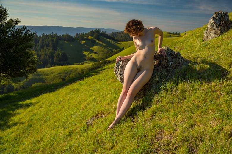 Artistic Nude Photo by Photographer Dan West