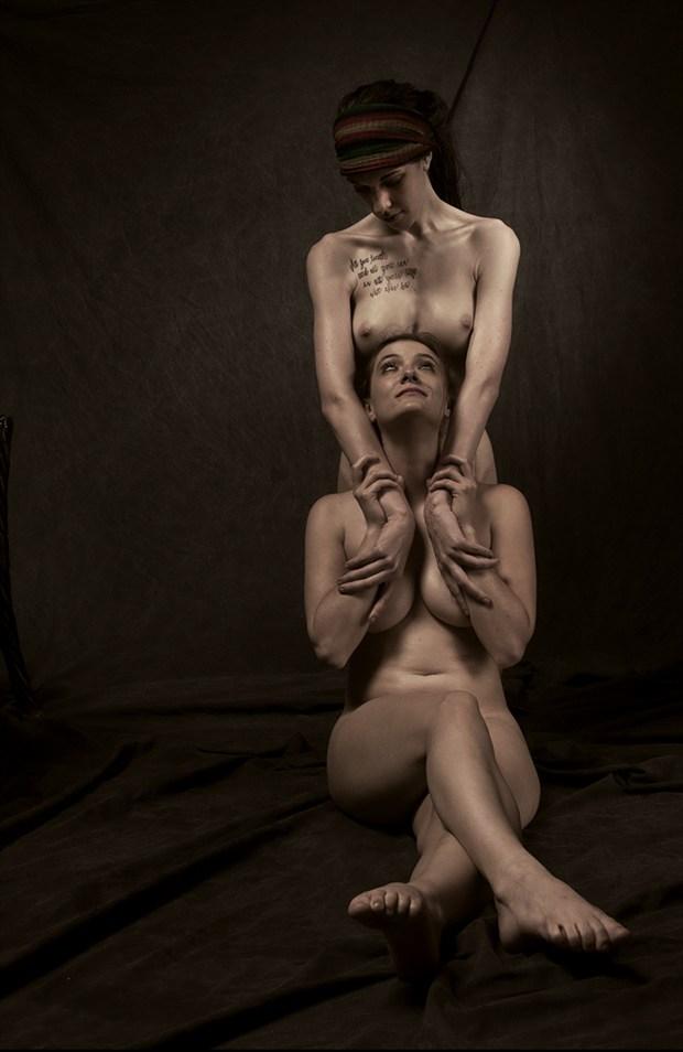 Artistic Nude Photo by Photographer J. Welborn