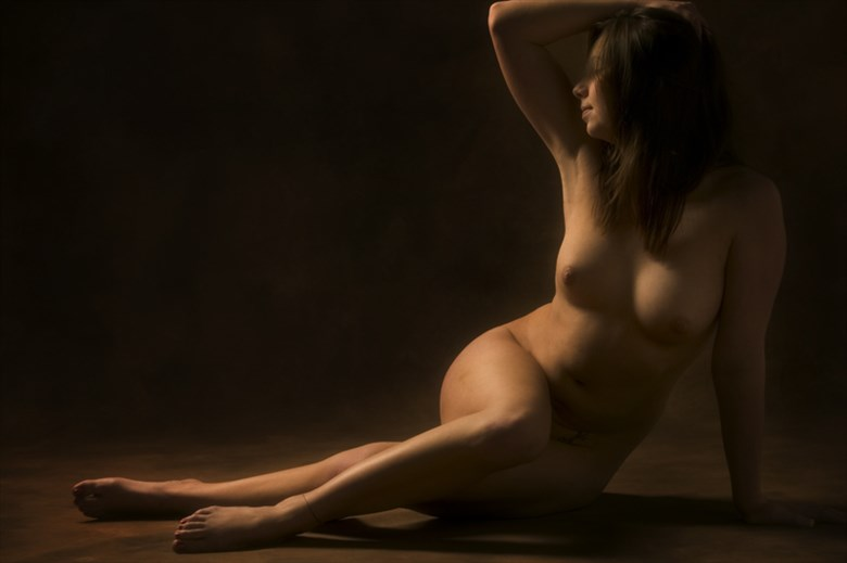 Artistic Nude Photo by Photographer KJames Photo