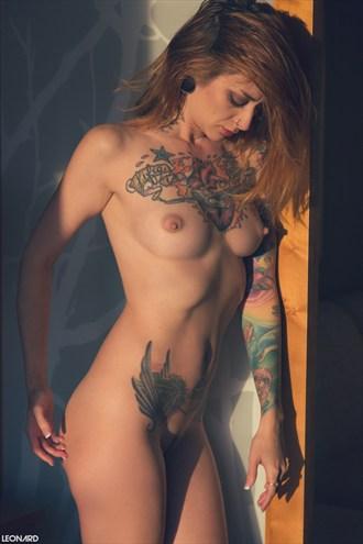 Artistic Nude Photo by Photographer LEONARD Photography