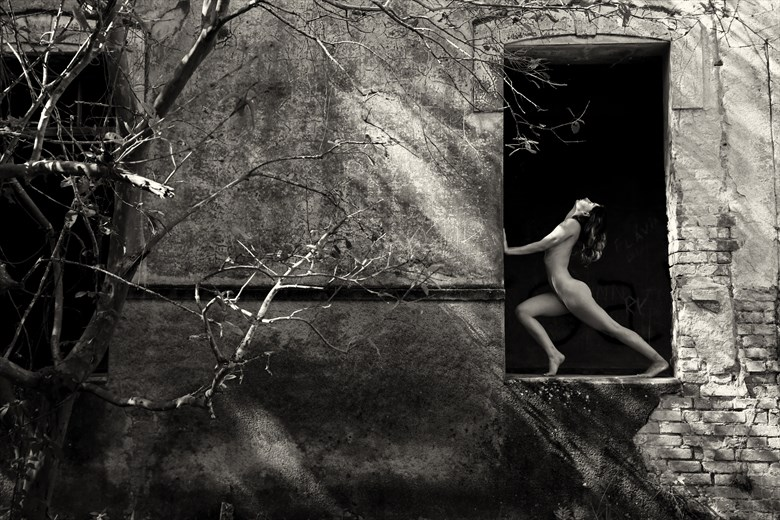 Artistic Nude Photo by Photographer Lechat