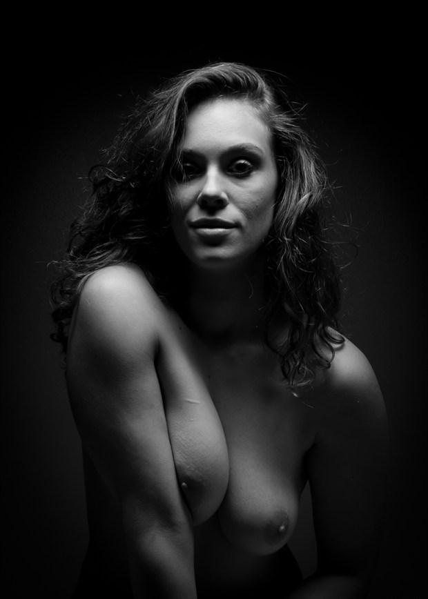 Artistic Nude Photo by Photographer M A R C