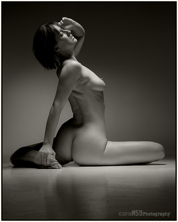 Artistic Nude Photo by Photographer M59Photography