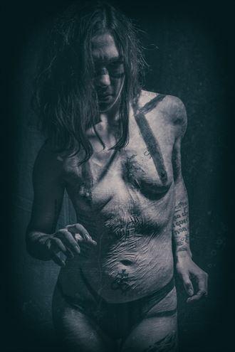 Artistic Nude Photo by Photographer Mario Vugan Piemontese