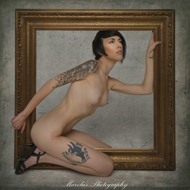 Artistic Nude Photo by Photographer Marvlus