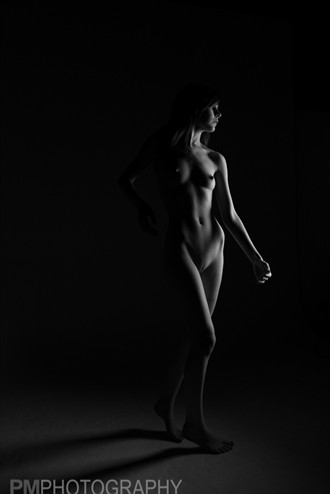 Artistic Nude Photo by Photographer PMPhotography