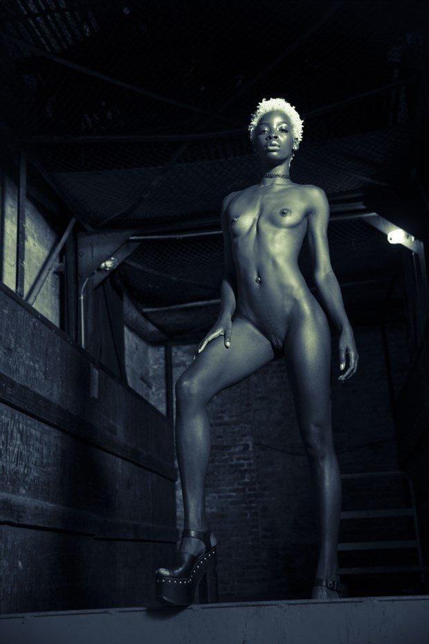 Artistic Nude Photo by Photographer Pablo