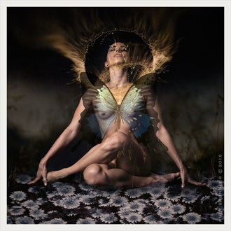 Artistic Nude Photo by Photographer RudyBrunnler
