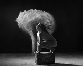 Artistic Nude Photo by Photographer Steve Richard