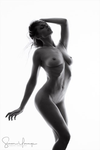 Artistic Nude Photo by Photographer Symagery