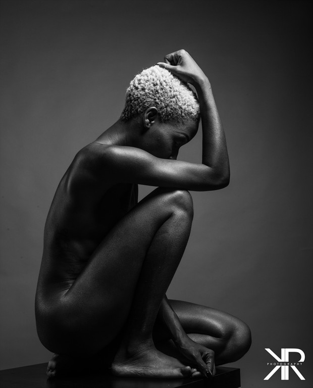 Artistic Nude Photo by Photographer kevonrphotography
