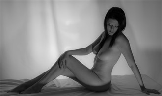 Artistic Nude Pinup Photo by Photographer LyeAwakePhotography