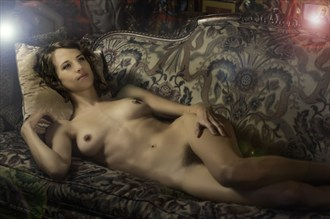 Artistic Nude Pinup Photo by Photographer bmargolis